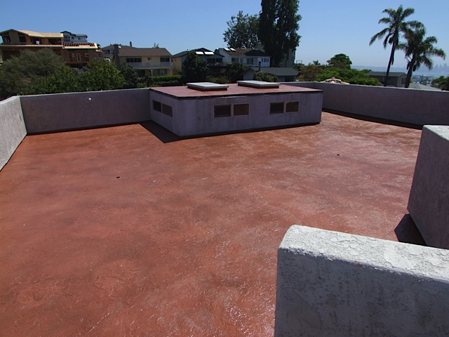 Deck Waterproofing San Diego